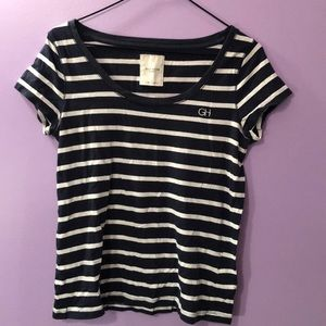 Gilly Hicks striped tee